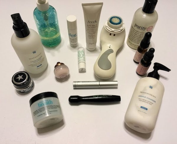 Nightly Routine for a flawless face
