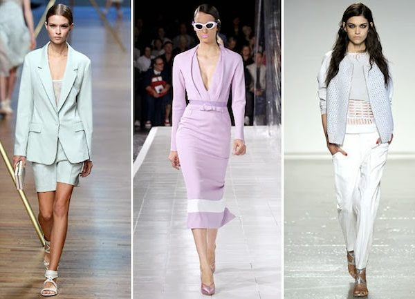 6 Style trends for 2014
