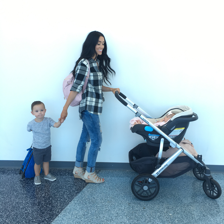9 Tips for Traveling with Babies & Toddlers UPDATE