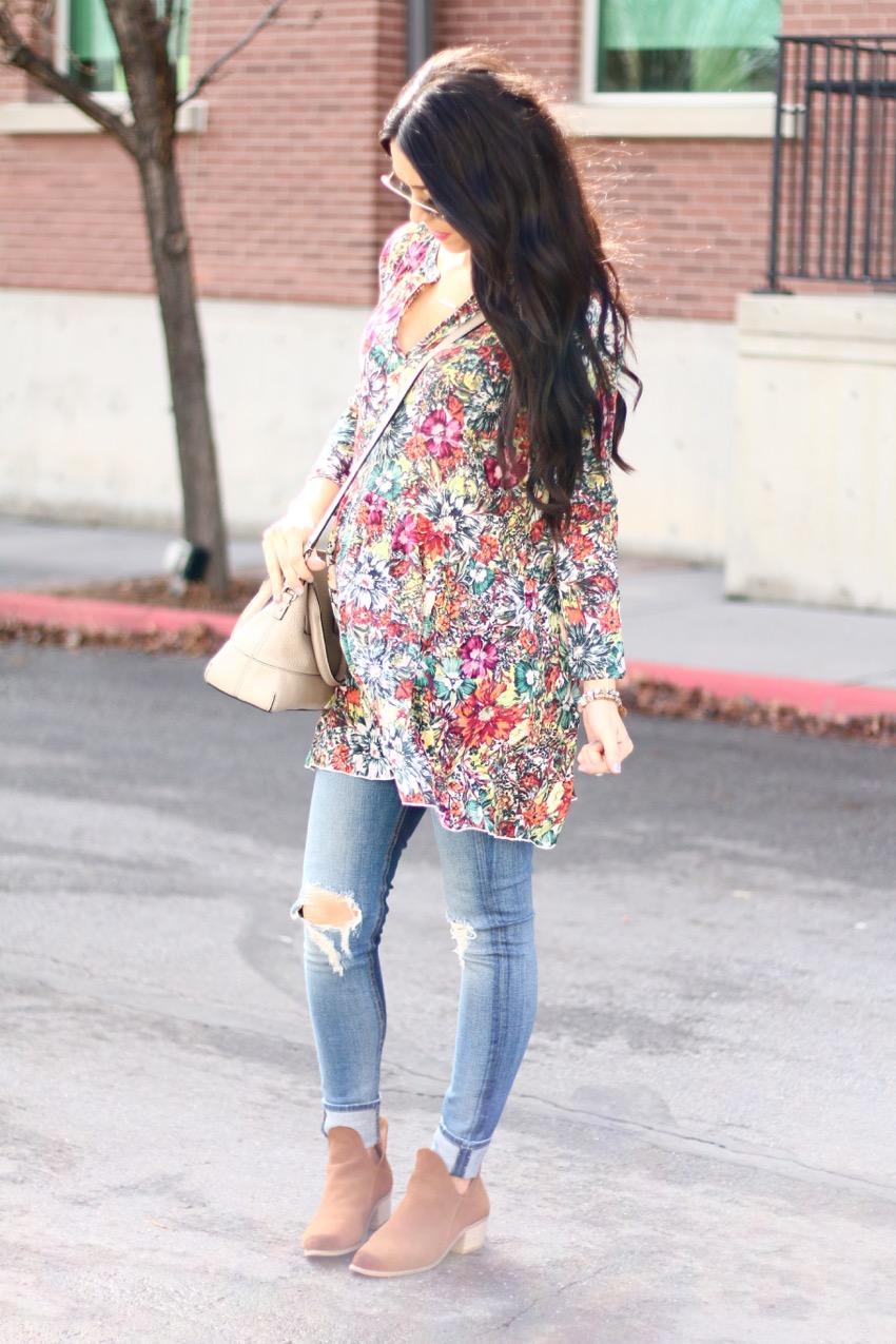 Flower Dress - 6