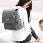 Boxy Backpack from Petunia Pickle Bottom
