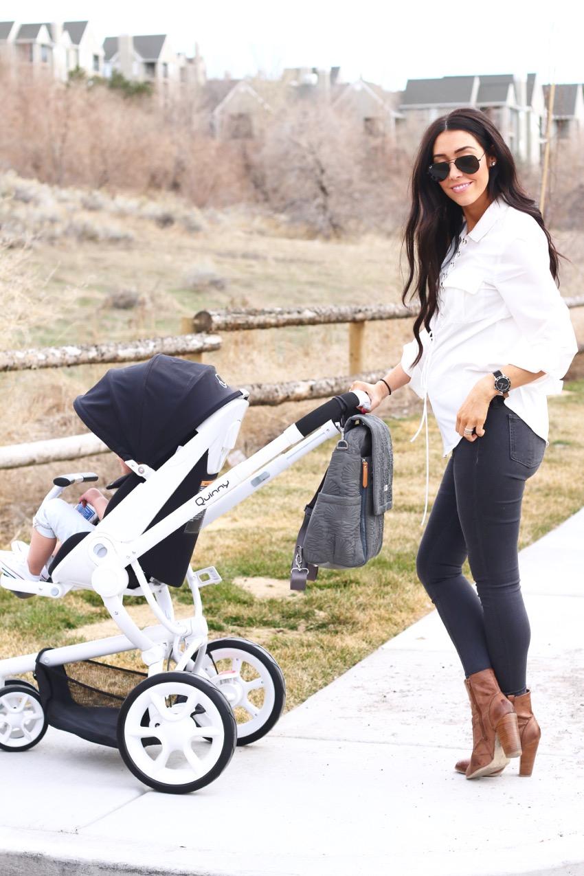 Quinny Stroller - 11