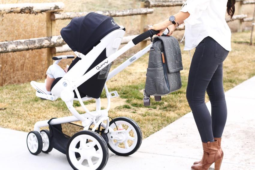 Quinny Stroller - 8