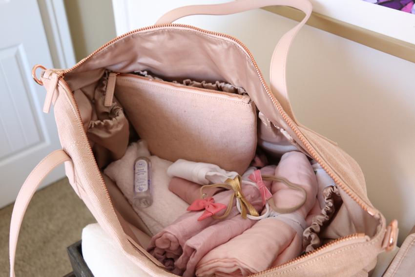 Baby Hospital Bag - 8