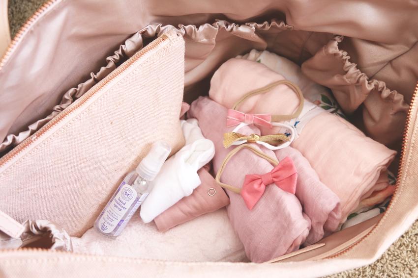 Baby Hospital Bag - 9