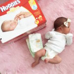 3 Tips for Taking care of Our Newborn + Huggies Little Snugglers