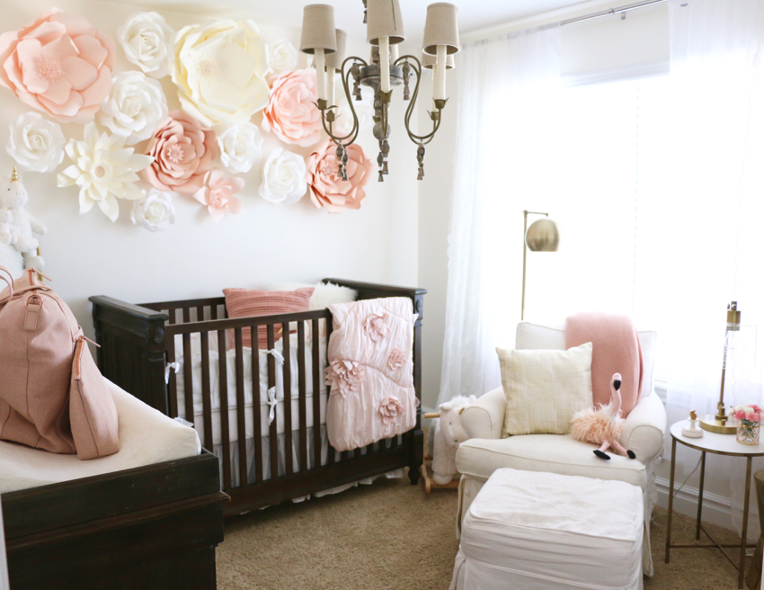 Monroe's Nursery Reveal