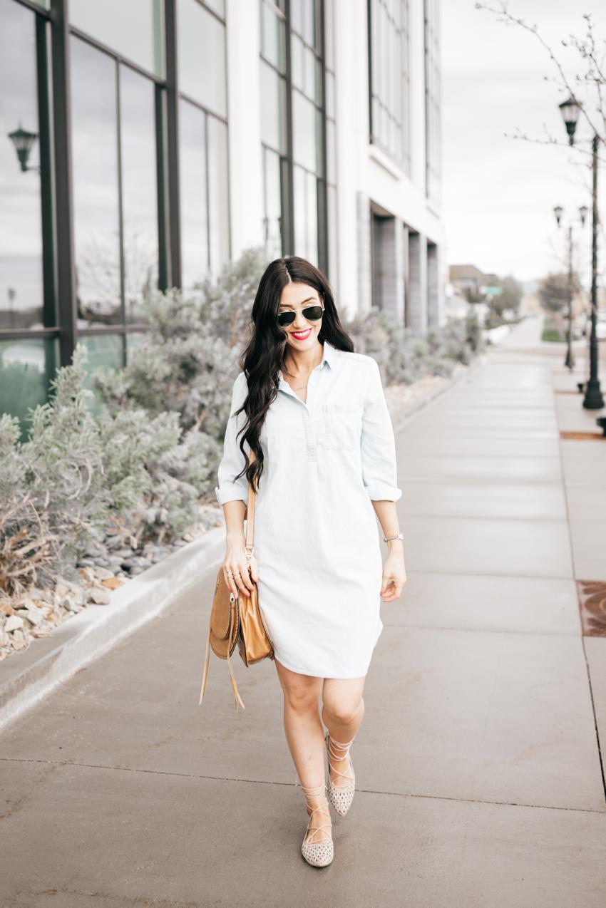 Shirt Dress - 2