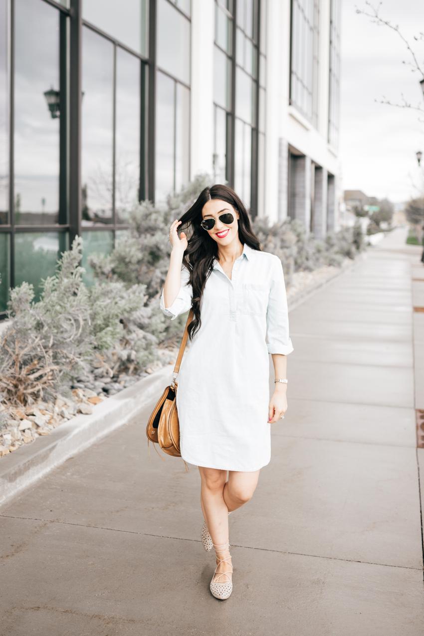 Shirt Dress - 3