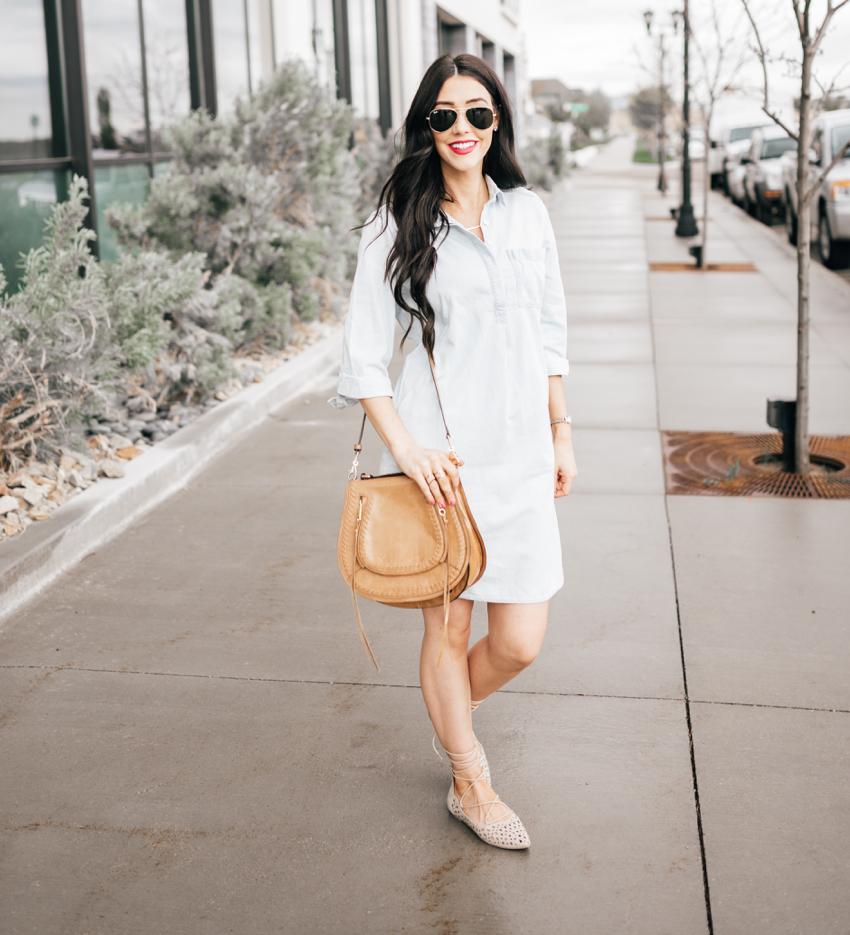 Shirt Dress - 5
