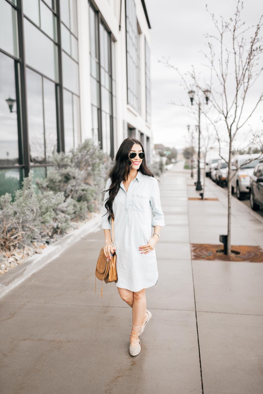 Shirt Dress - 7