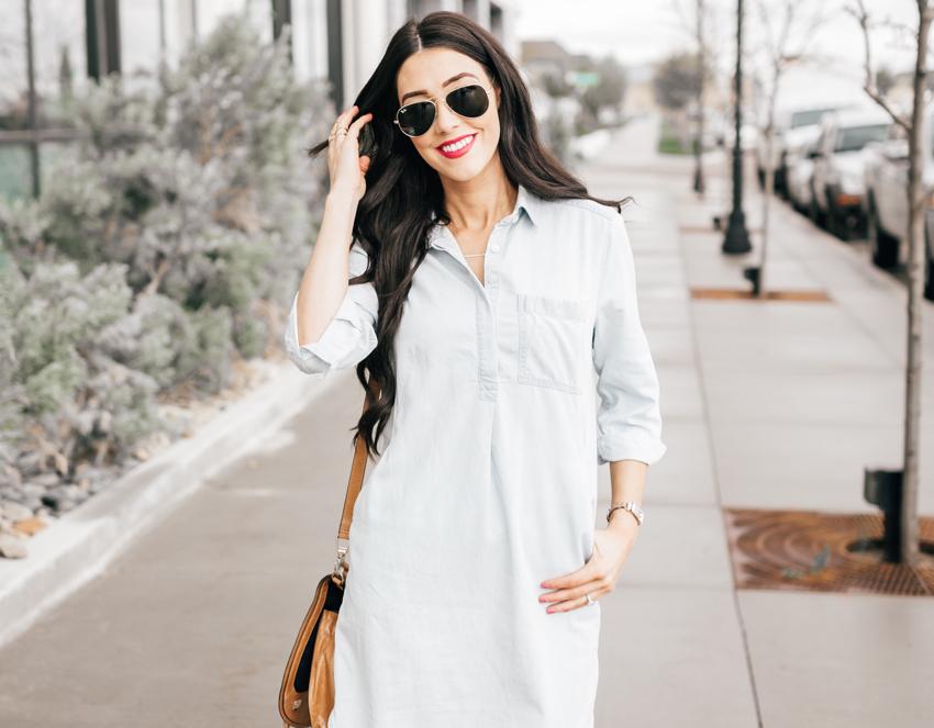Shirt Dress - 9