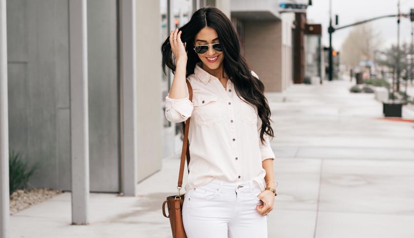 All white - 2