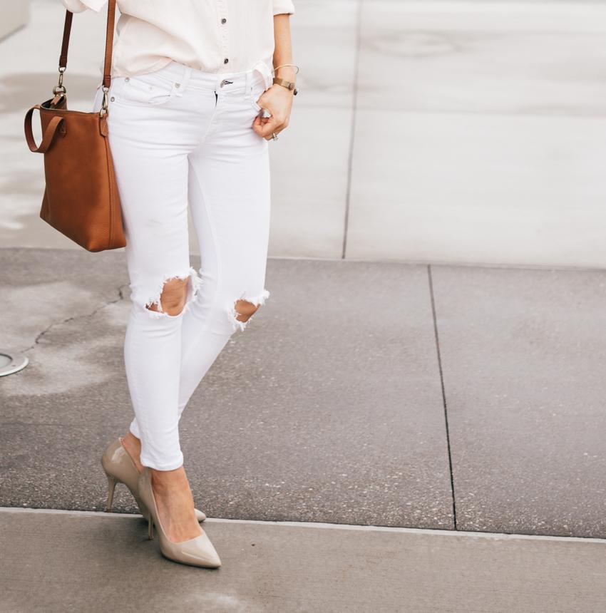 All white - 3