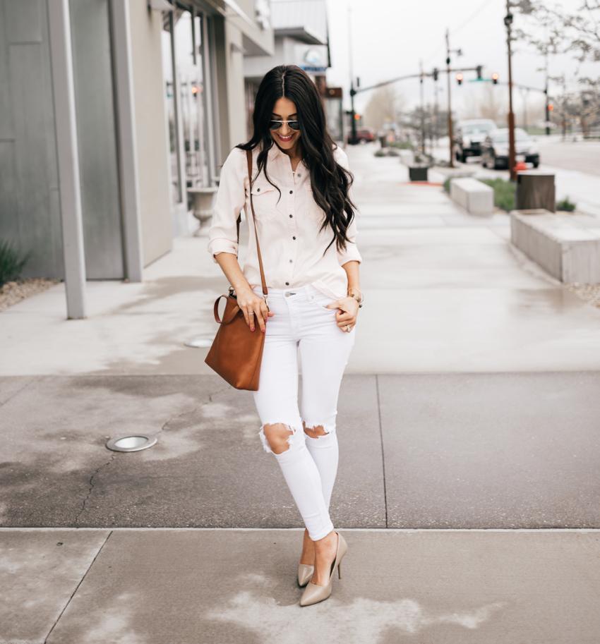 All white - 4