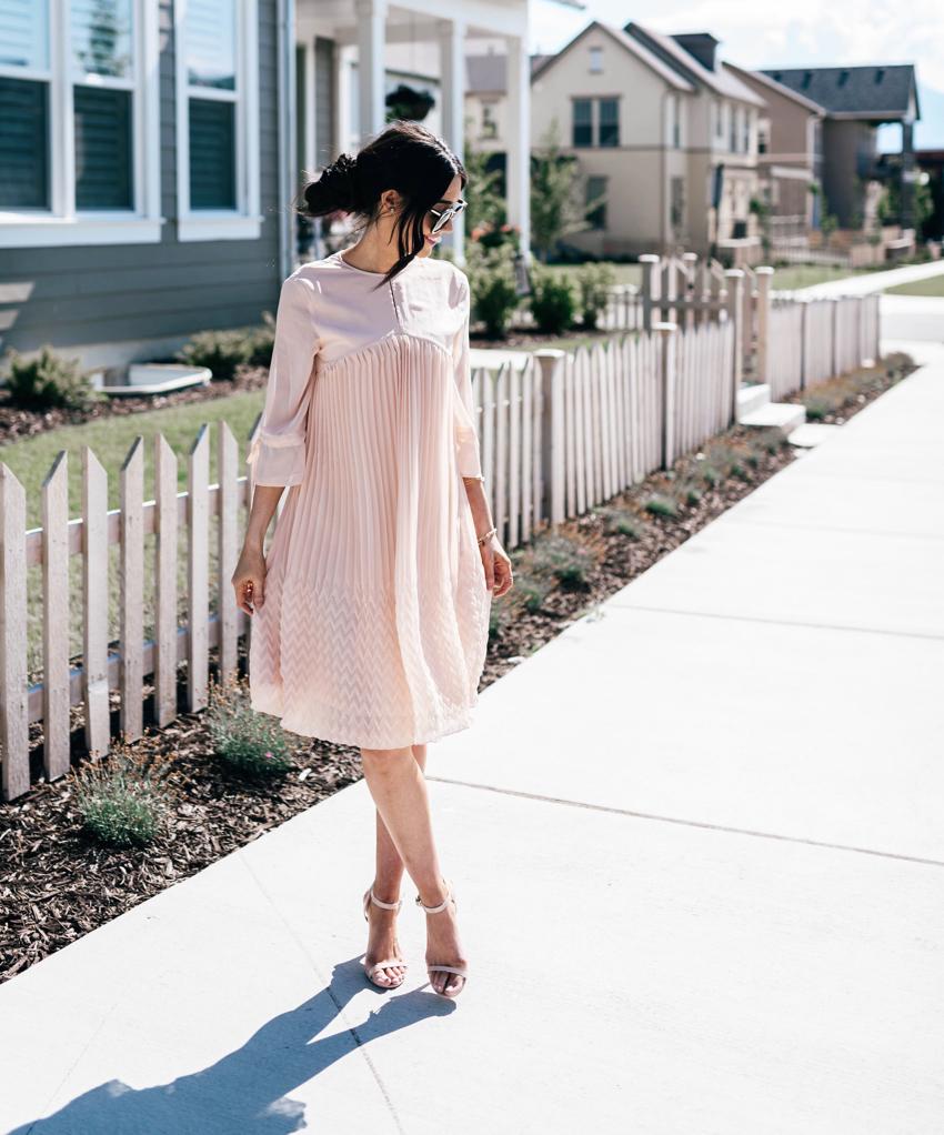 Blush Dresses - 1