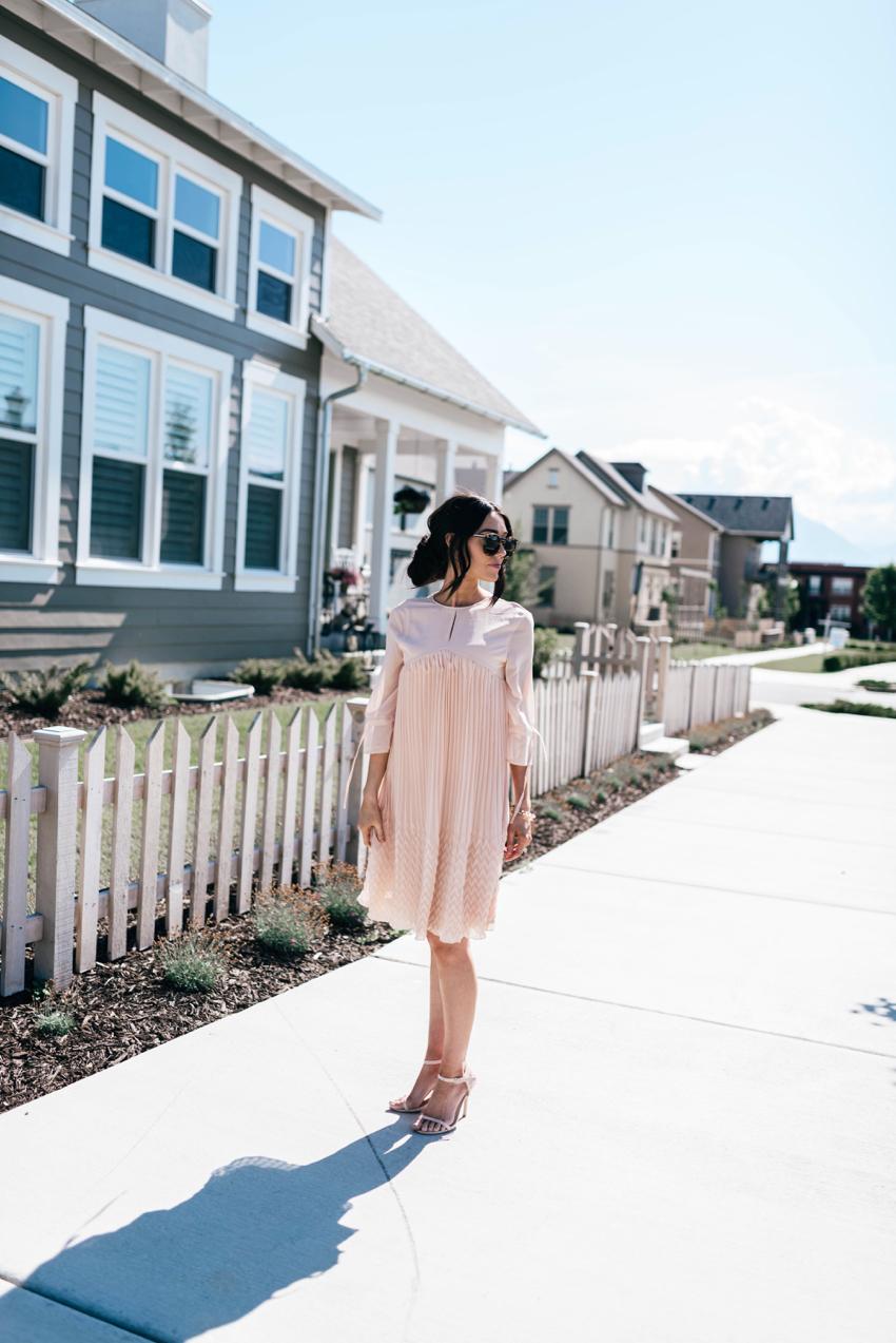 Blush Dresses - 5