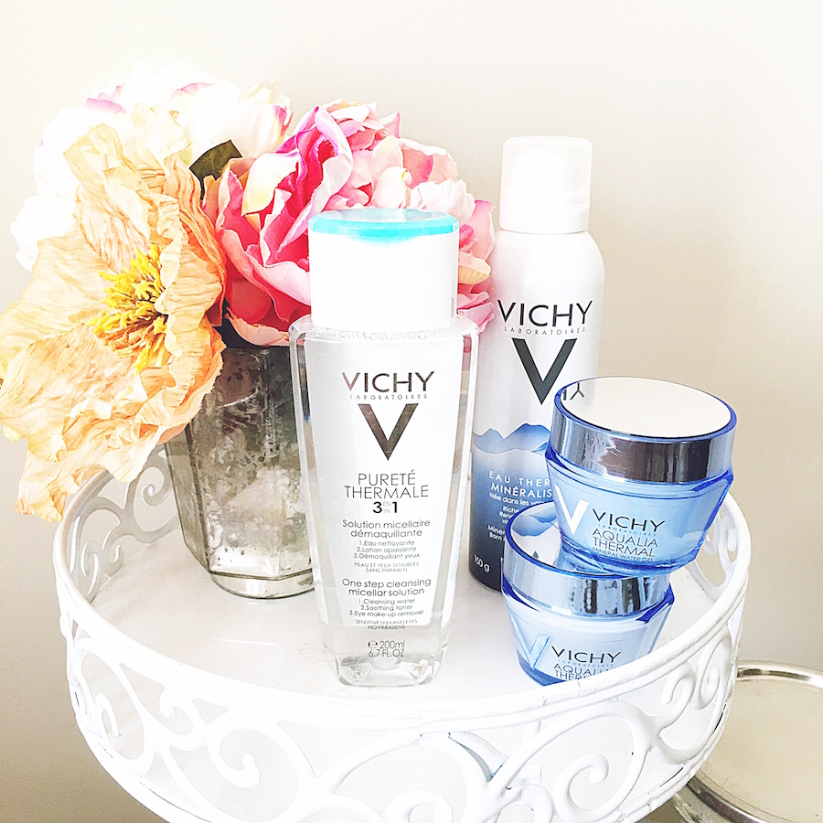 Glowing Skin with Vichy
