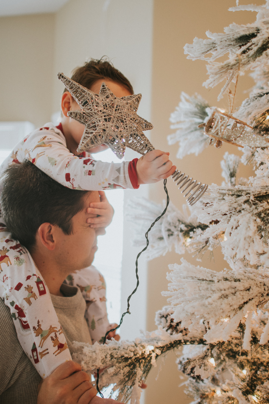 Rocking Around The Christmas Tree With 7 Family Traditions