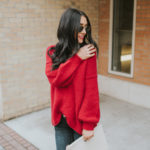 Perfect Red Sweater