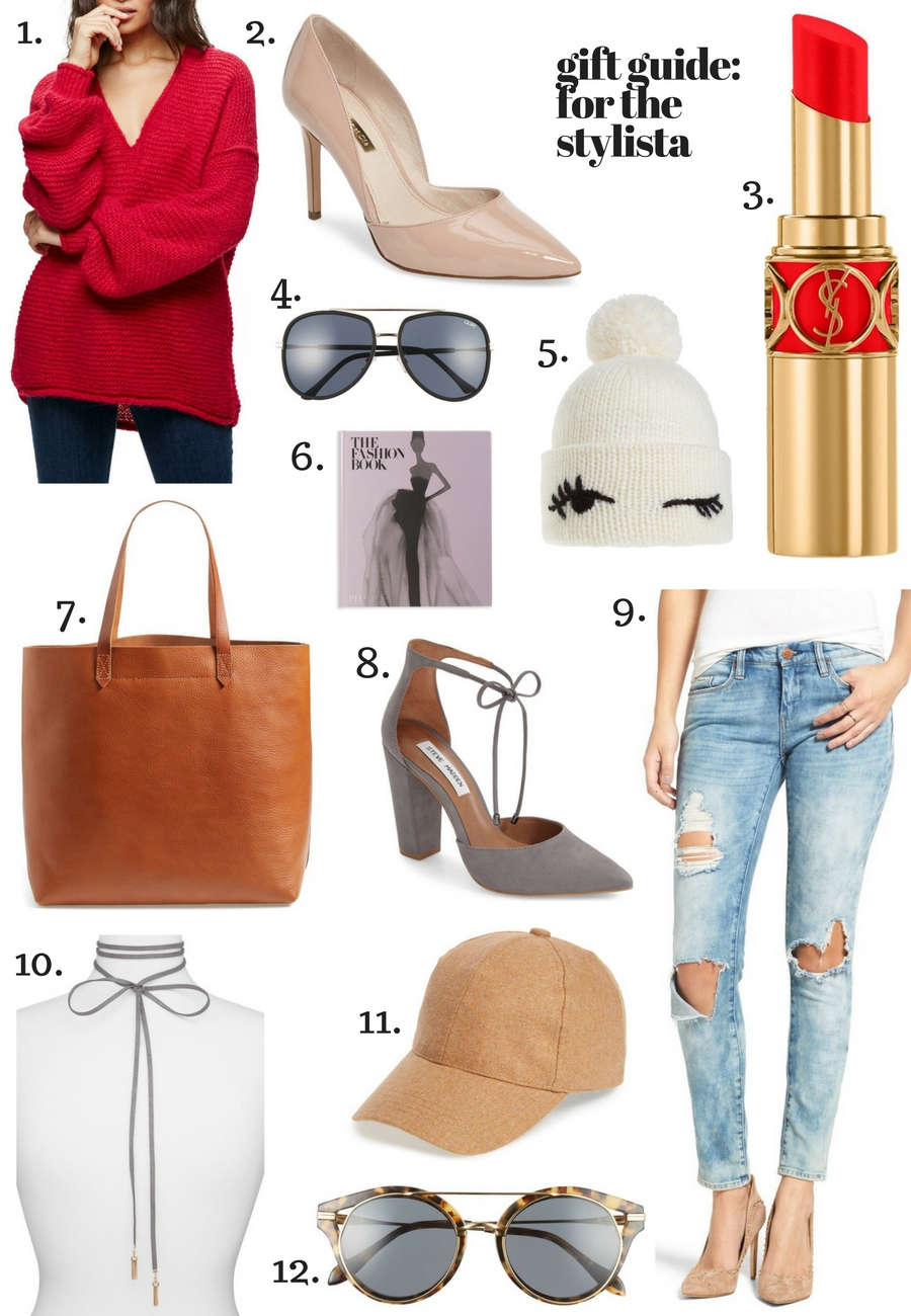 Gift Guide: For the Stylista