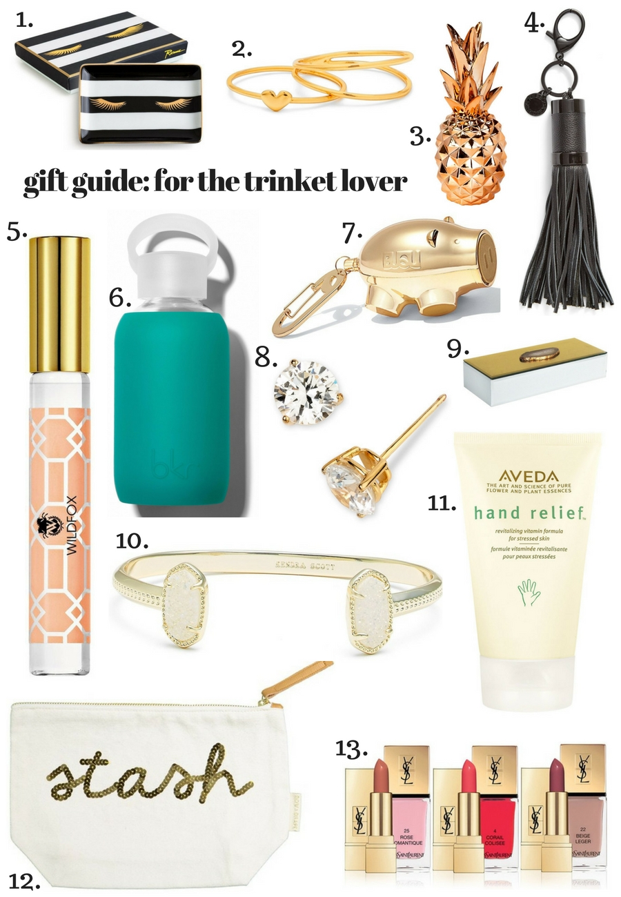 Gift Guide: For the Trinket Lover