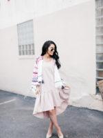 Flowy Dress & Cardigan