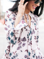 Floral Spring Blouse of 2017