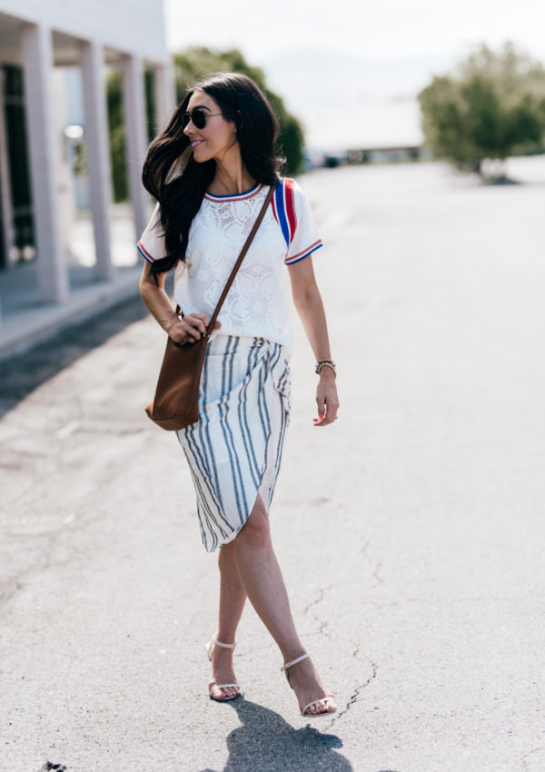 Lace, stripes and more!