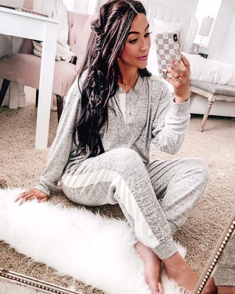 Brittany Maddux Instagram round up